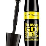 Mascara Maybelline New York Volum Express The Colossal Go Extreme Leather Black, 9.5 ml